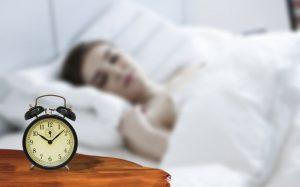 思春期の朝寝坊
