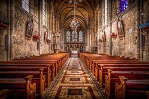 礼拝で死亡率低下